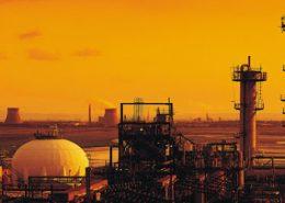 صنایع نفت ، گاز و پتروشیمی